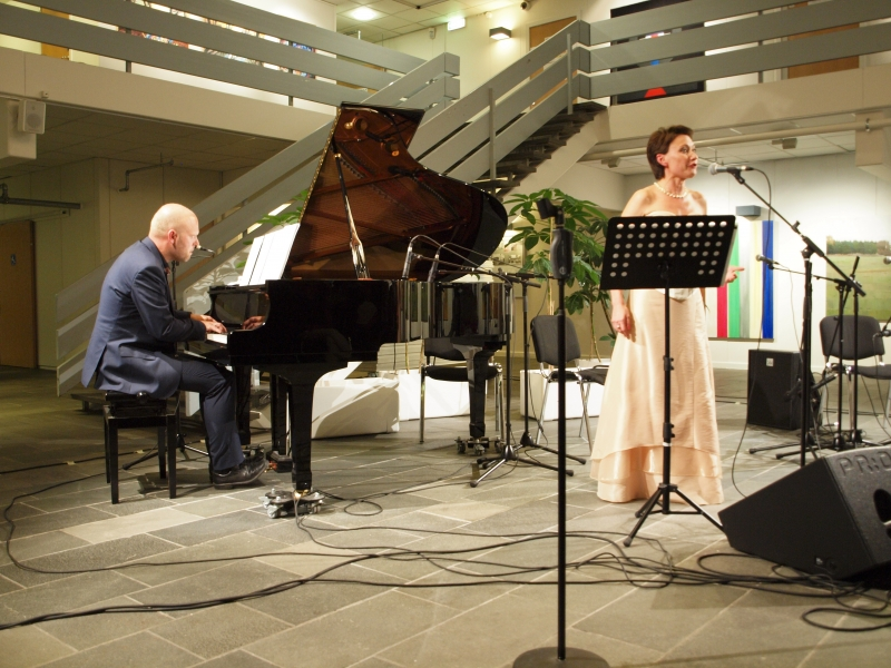 Tatiana og Nicolaj, Kulturnat 2015 - 28.08.2015