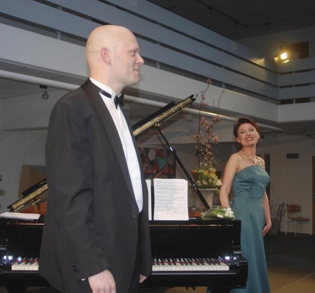 Tatiana og Nikolaj